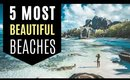 Most Beautiful Beaches In The World! - TOP 5 🏝