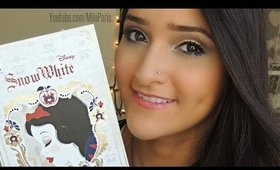 ELF Snow White Beauty Book || Makeup Tutorial!