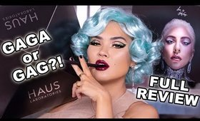 LADY GAGA HAUS LABORATORIES FULL REVIEW & UNBOXING | Maryam Maquillage