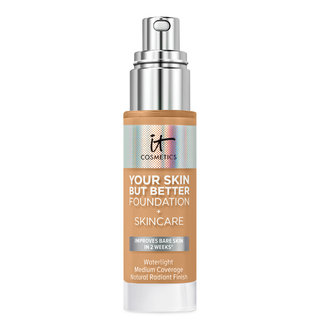 Your Skin But Better Foundation + Skincare Medium Warm 35