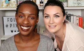 Make up for Dark skin with my gorgeous friend Stacy.