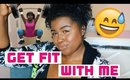 GET FIT WITH ME | JUNE WEIGHT LOSS CHALLENGE | FIT FRIDAY #1