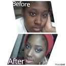 A before nd after transformation!