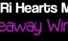 RiRi Hearts M.A.C Giveaway Winner!