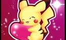 Pokemon Series: Pikachu Makeup Tutorial Featuring Rockeresque Beauty Company