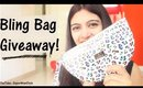 Giveaway! _ Bling Bag _ Unboxing + Review (August Edition) | SuperWowStyle
