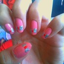 Cute Bows Nails #2;]]]
