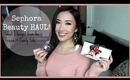 Sephora Haul! ♡ Friends + Family Sale Scores! Dior, NARS, Smashbox, Laura Mercier ♡ hollyannaeree