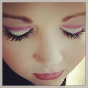 Oh the pretty pretty glitter