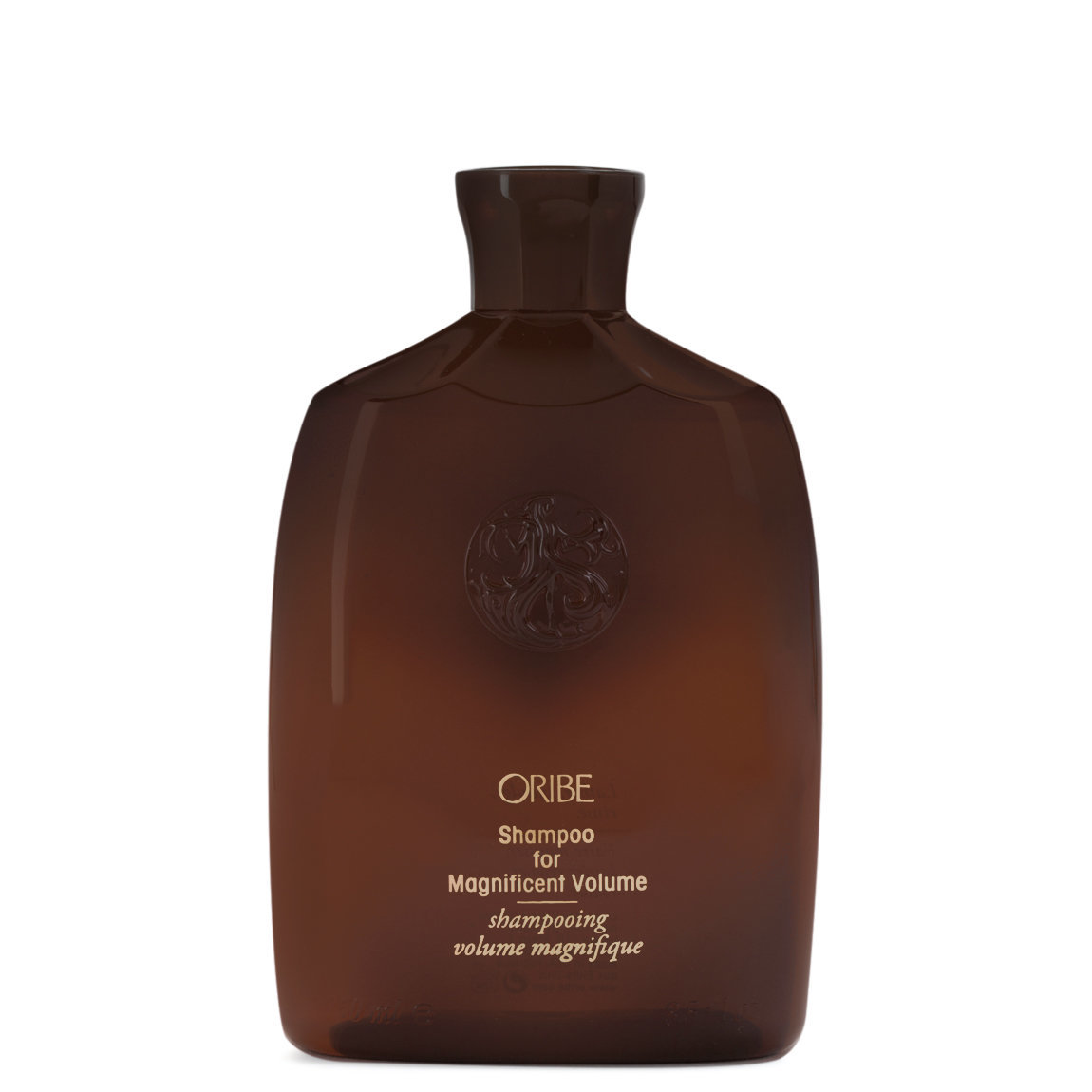 Oribe Shampoo for Magnificent Volume product smear.