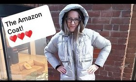 The Orolay Amazon Coat! My New Amazon Storefronts - Color Analysis - Sharing IG & FB Post 🎨🌟♥️