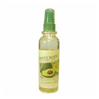 The Face Shop Sweet Body Moisture Oil