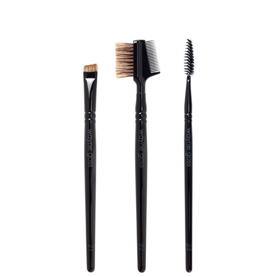 Wayne Goss The Brow Set product smear.