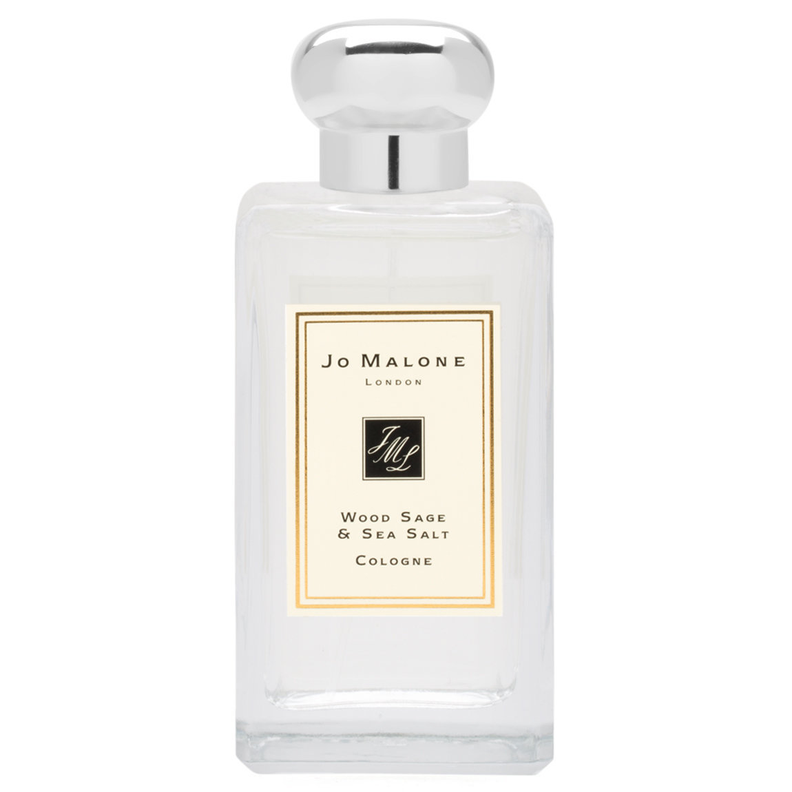 Jo Malone London Wood Sage & Sea Salt Cologne 100 ml product swatch.