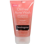 Neutrogena Pink Grapefruit Oil Free Acne Scrub