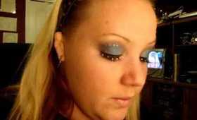 Waikiki Inspired makeup Part 2