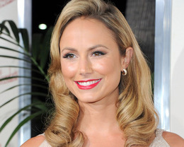 Stacy Keibler's Holiday Wish List