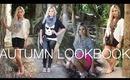 Autumn Lookbook ♡ Shaaanxo
