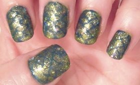 Monday Manicure: 2 Designs with Nail Vinyl and BornPretty Store Review