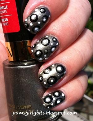 revlon carbonite nail art 6