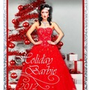 Holiday Barbie 2012