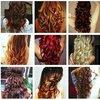 Nine tipes of curls :)