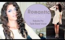 Romantic Hairstyle with Babyliss Pro Triple Barrel Waver
