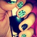 Nails- black&Vernis