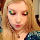 I see rainbows!