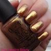O.P.I - Goldeneye
