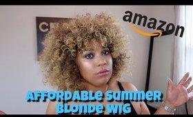 Summer Blonde Wig 18.00!