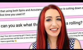 I Asked My Dermatologist YOUR Acne Questions (And This Is What She Said) | Jess Bunty