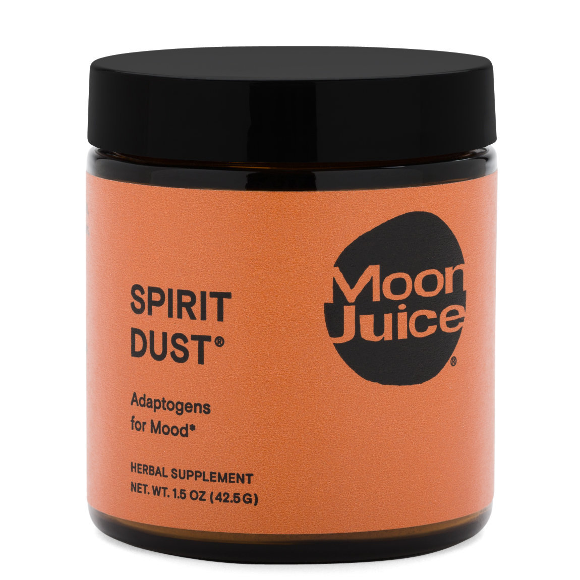 Moon Juice Spirit Dust product swatch.