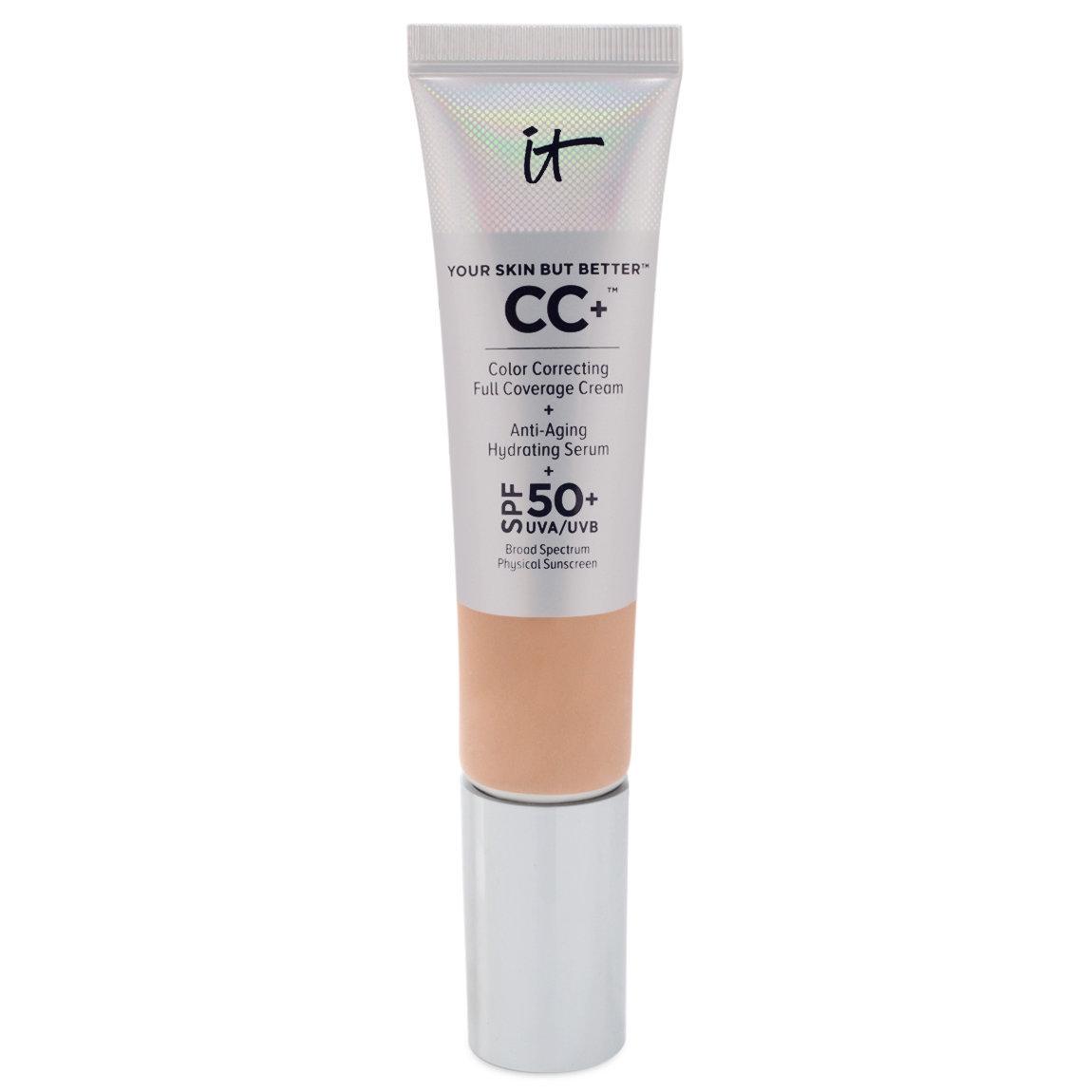 IT Cosmetics  CC+ Cream with SPF 50+ Tan alternative view 1.
