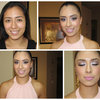 Pink and Grey Glam