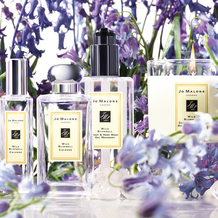 Light Floral scents from Jo Malone London