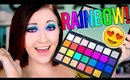 Sephora Pro EDITORIAL Palette- All Your Rainbow Dreams Come True!!