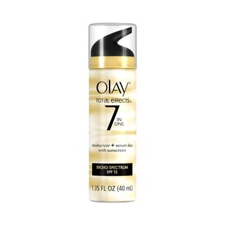 Olay Total Effects 7 in One Moisturizer + Serum Duo with Broad Spectrum SPF 15