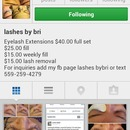Follow her ladies to see her work she does a super good job she is located in fresno!!!!