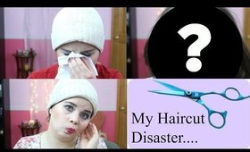 My Haircut Disaster!!!