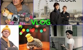 How Well Do You Know BBC Sherlock?? vlog