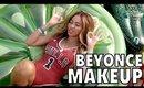 Nicki Minaj - Feeling Myself ft. Beyoncé Inspired Makeup Tutorial - TrinaDuhra