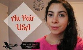 Au Pair - Primer Vídeo en USA