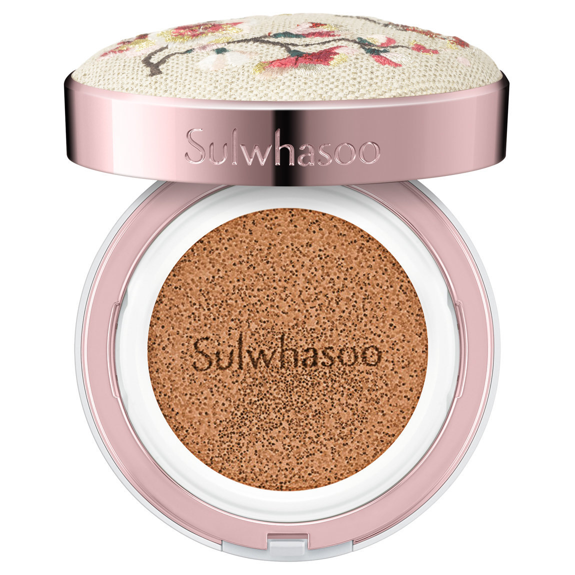 Sulwhasoo Limited Edition Perfecting Cushion No. 25 product swatch.