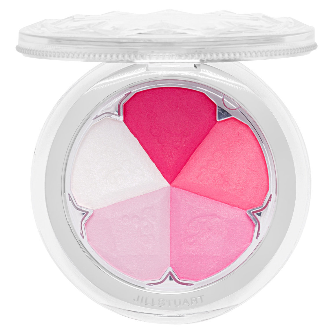 JILL STUART Beauty Bloom Mix Blush Compact 02 product swatch.