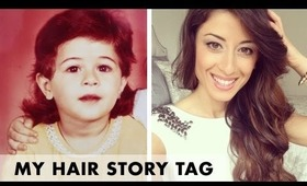 My Hair Story Tag