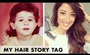 My Hair Story Tag