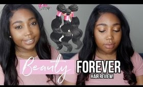Beauty Forever  Hair Review - Malaysian Body Wave Hair | Jessica Chanell
