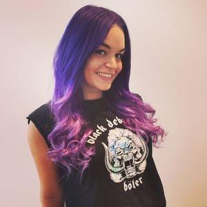 My purple love