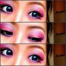 Blend Pink&&Purple